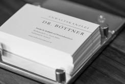 Visitenkarten Dr. Böttner